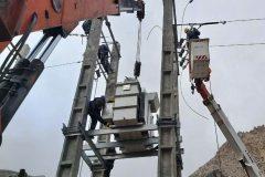 دو دستگاه اتوبوستر در منطقه قطور و مرز رازی و تازه شهر سلماس نصب شد