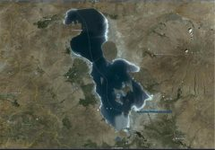 حال ناخوش دریاچه ارومیه؛ کاهش ۴۲ درصدی حجم آب دریاچه