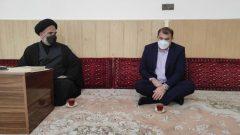 دیدار و سرکشی نماینده نماینده مسیحیان، آشوری و کلدانی در مجلس شورای اسلامی از سلماس
